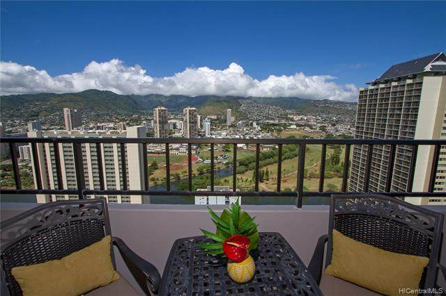 2240 Kuhio Avenue #3501, Honolulu, HI 96815 (MLS #202108962) :: Keller Williams Honolulu