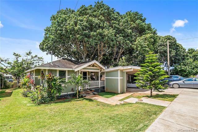 261 Kilani Avenue, Wahiawa, HI 96786 (MLS #202108975) :: Keller Williams Honolulu