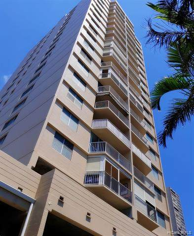 2474 Kapiolani Boulevard #602, Honolulu, HI 96826 (MLS #202109009) :: LUVA Real Estate