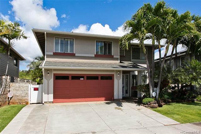 94-1033 Halepili Street, Waipahu, HI 96797 (MLS #202109010) :: Keller Williams Honolulu