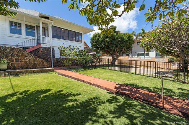 935 Koko Head Avenue, Honolulu, HI 96816 (MLS #202109032) :: Island Life Homes