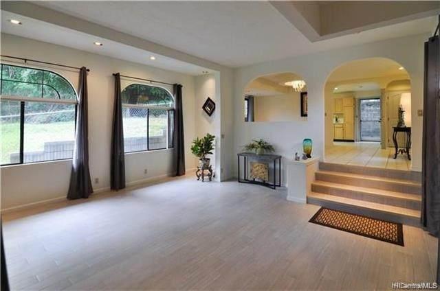 98-515 Pono Street, Aiea, HI 96701 (MLS #202109064) :: Corcoran Pacific Properties
