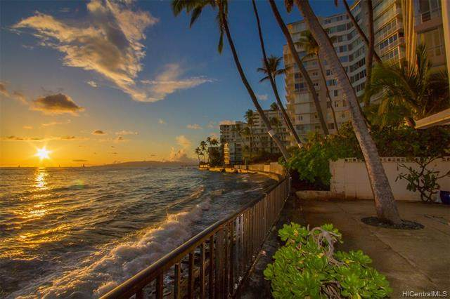 2987 Kalakaua Avenue #104, Honolulu, HI 96815 (MLS #202109069) :: Island Life Homes