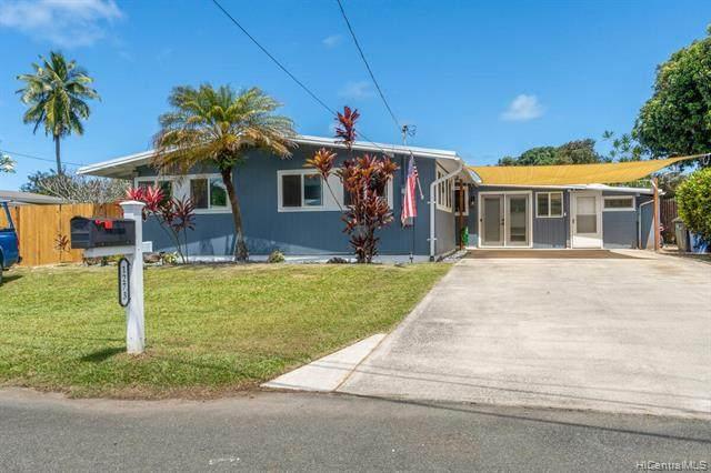1273 Ulupuni Street, Kailua, HI 96734 (MLS #202109078) :: Team Lally