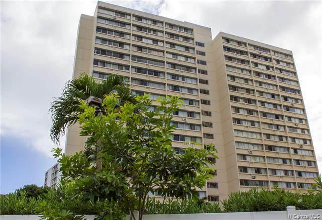 5180 Likini Street #803, Honolulu, HI 96818 (MLS #202109079) :: Team Lally