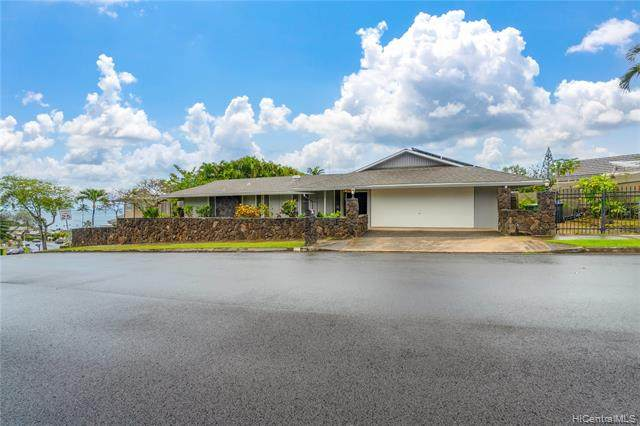 46-133 Nahiku Street, Kaneohe, HI 96744 (MLS #202109090) :: LUVA Real Estate
