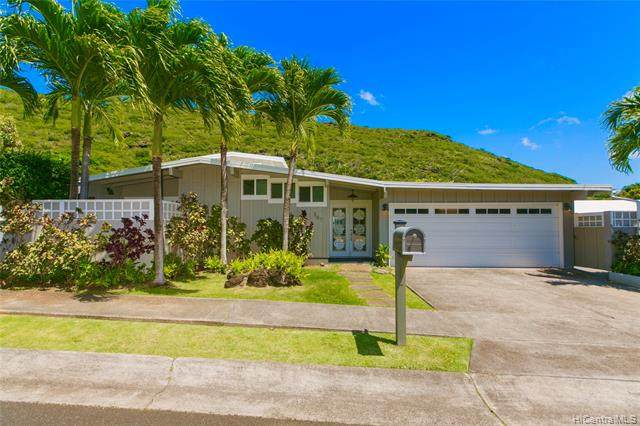 367 Puamamane Street, Honolulu, HI 96821 (MLS #202109107) :: Keller Williams Honolulu