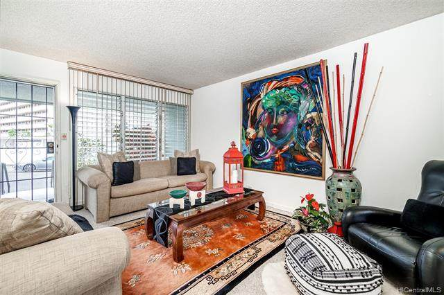 1047 Ala Nanu Street #13, Honolulu, HI 96818 (MLS #202109108) :: Barnes Hawaii