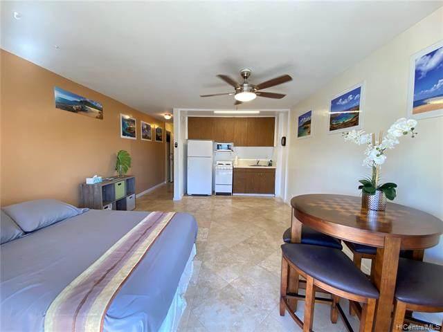 2345 Ala Wai Boulevard #2006, Honolulu, HI 96815 (MLS #202109113) :: LUVA Real Estate