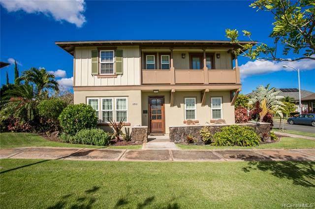 91-1010 Waikoihi Street, Ewa Beach, HI 96706 (MLS #202109122) :: Island Life Homes