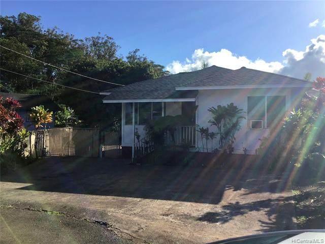1975 Alai Place #6, Wahiawa, HI 96786 (MLS #202109135) :: LUVA Real Estate