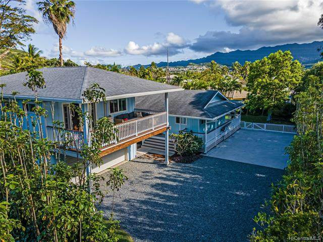 367 Auwinala Road A, Kailua, HI 96734 (MLS #202109165) :: Keller Williams Honolulu