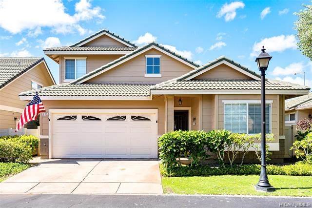 91-253 Lukini Place #34, Ewa Beach, HI 96706 (MLS #202109187) :: LUVA Real Estate