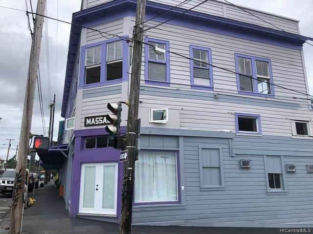 207 Kinoole Street, Hilo, HI 96720 (MLS #202109201) :: Barnes Hawaii