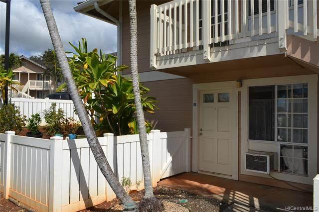 94-101 Luluka Place K101, Waipahu, HI 96797 (MLS #202109208) :: Corcoran Pacific Properties