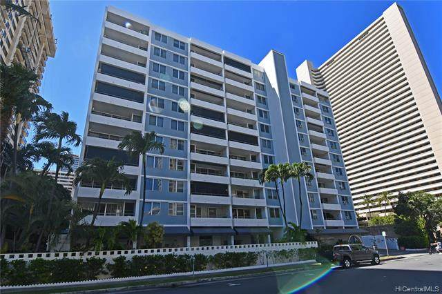 430 Kaiolu Street #306, Honolulu, HI 96815 (MLS #202109214) :: Barnes Hawaii
