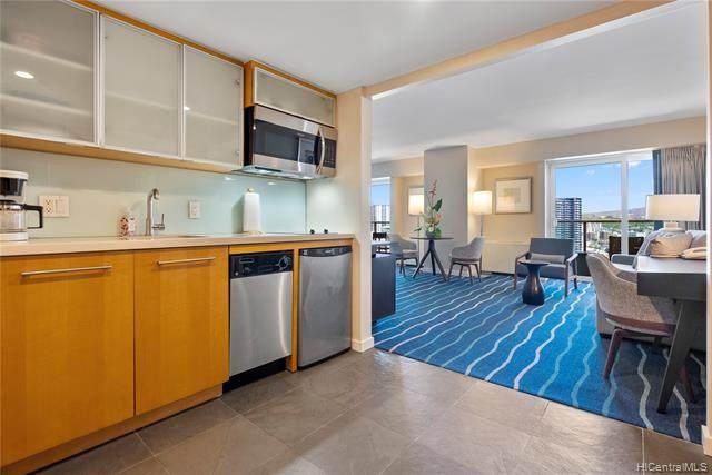 410 Atkinson Drive #3301, Honolulu, HI 96814 (MLS #202109231) :: LUVA Real Estate