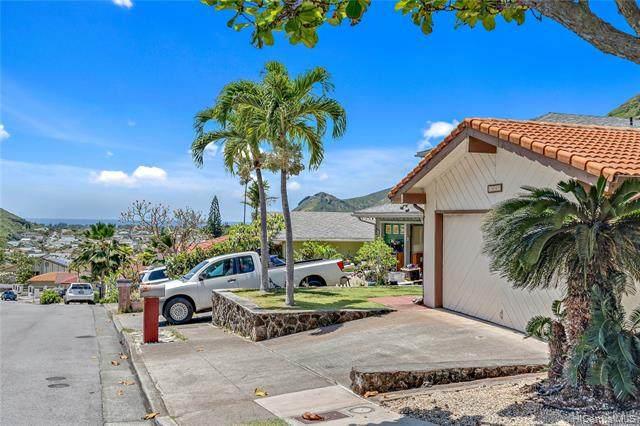1482 Honokahua Street, Honolulu, HI 96825 (MLS #202109237) :: Corcoran Pacific Properties