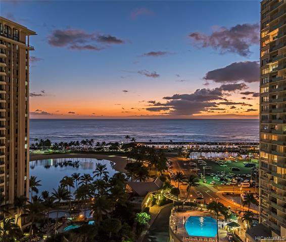 1777 Ala Moana Boulevard #1322, Honolulu, HI 96815 (MLS #202109242) :: Team Lally