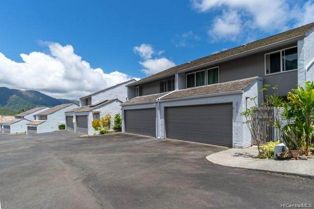 47-291 Hui Iwa Street C, Kaneohe, HI 96744 (MLS #202109245) :: LUVA Real Estate
