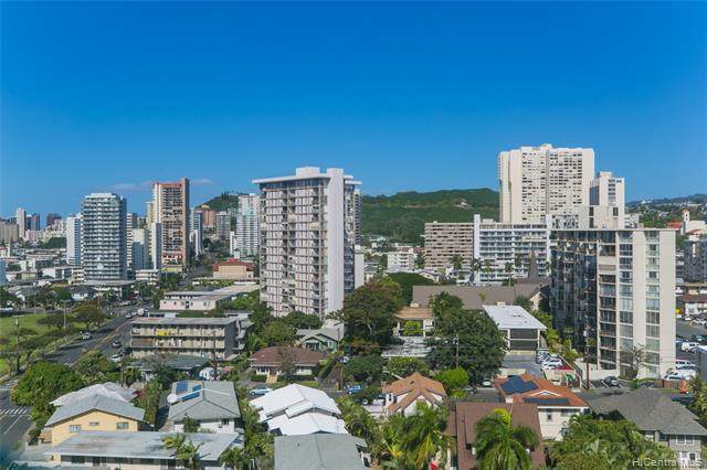 1550 Wilder Avenue #1113, Honolulu, HI 96822 (MLS #202109251) :: Team Lally