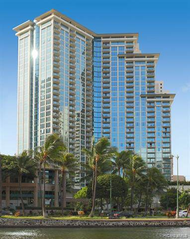 1837 Kalakaua Avenue #2403, Honolulu, HI 96815 (MLS #202109261) :: Team Lally
