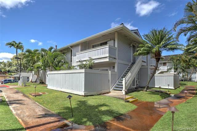 94-1059 Oli Loop B7, Waipahu, HI 96797 (MLS #202109274) :: Keller Williams Honolulu
