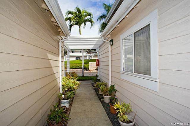 94-835 Lumiauau Street K102, Waipahu, HI 96797 (MLS #202109279) :: Team Lally