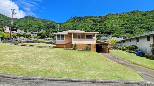 3051 Kahaloa Drive, Honolulu, HI 96822 (MLS #202109333) :: Team Lally