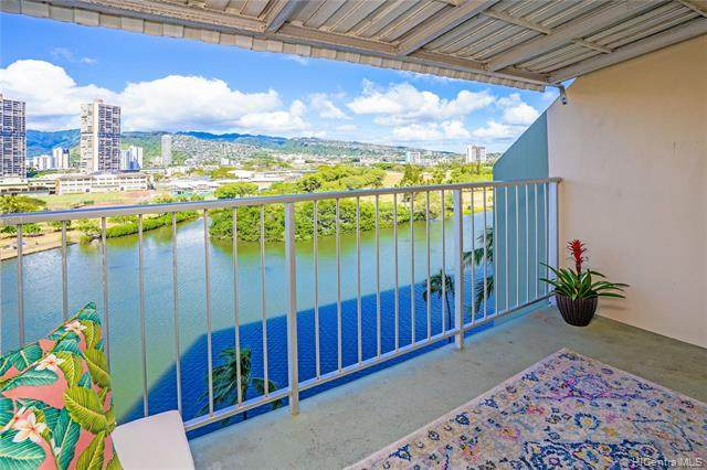 2211 Ala Wai Boulevard #1007, Honolulu, HI 96815 (MLS #202109346) :: Island Life Homes