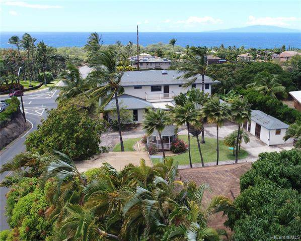 3414 Akala Drive, Kihei, HI 96753 (MLS #202109361) :: Keller Williams Honolulu