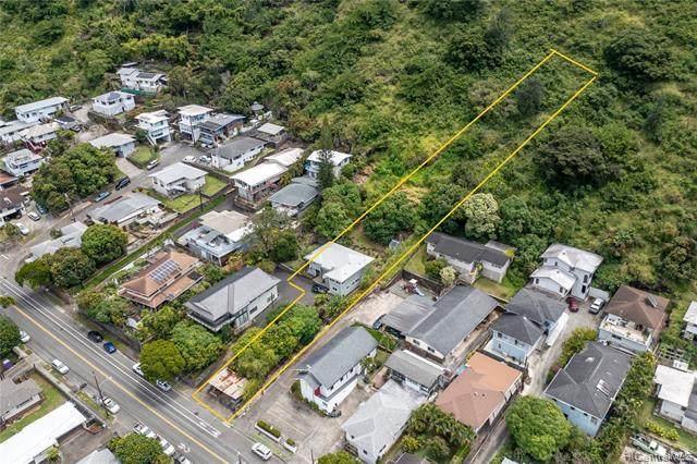1819 10th Avenue A, Honolulu, HI 96816 (MLS #202109371) :: Corcoran Pacific Properties