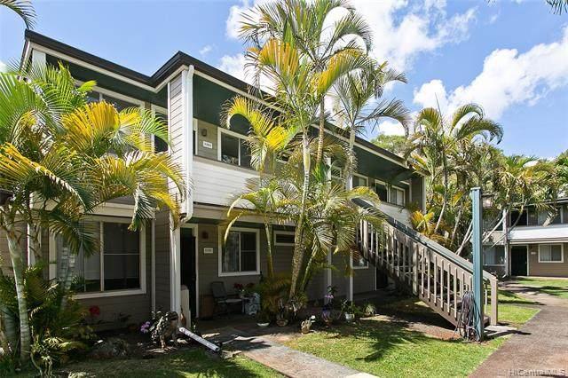 95-642 Hanile Street F203, Mililani, HI 96789 (MLS #202109394) :: Keller Williams Honolulu
