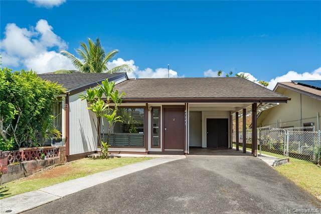 47-541 Alawiki Street, Kaneohe, HI 96744 (MLS #202109396) :: Keller Williams Honolulu