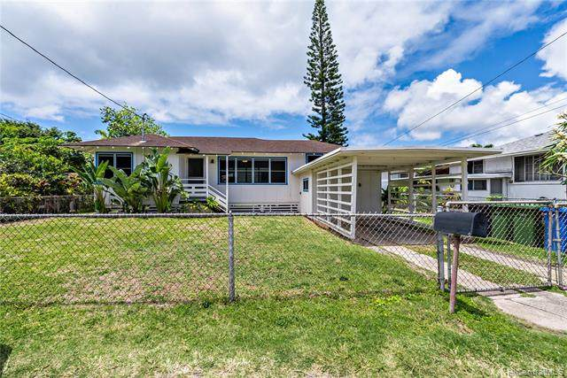 448 Olomana Street, Kailua, HI 96734 (MLS #202109397) :: Keller Williams Honolulu