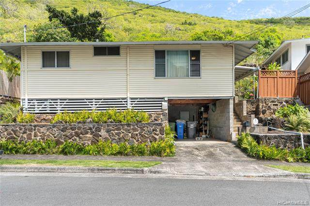 1533 Ainakoa Avenue, Honolulu, HI 96821 (MLS #202109406) :: Keller Williams Honolulu