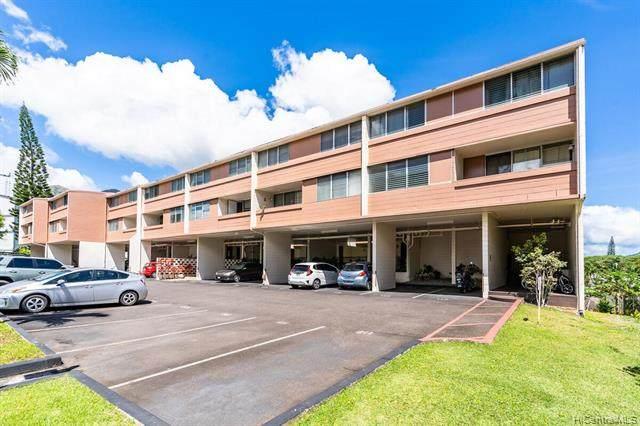 46-259 Kahuhipa Street 105B, Kaneohe, HI 96744 (MLS #202109407) :: Keller Williams Honolulu