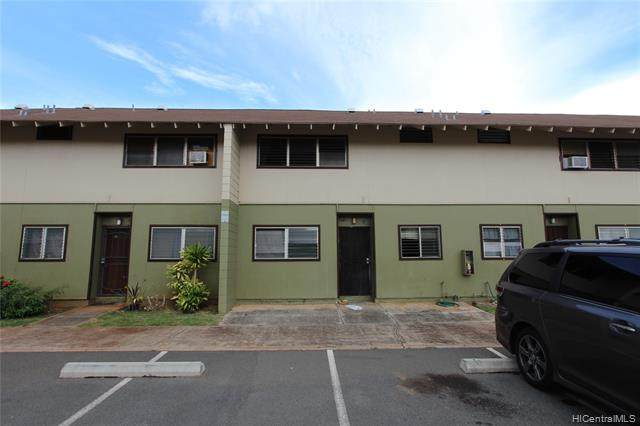 91-630 Kilaha Street #8, Ewa Beach, HI 96706 (MLS #202109420) :: Keller Williams Honolulu