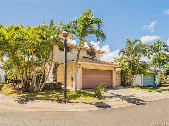 94-209 Wahamana Place, Waipahu, HI 96797 (MLS #202109436) :: Keller Williams Honolulu