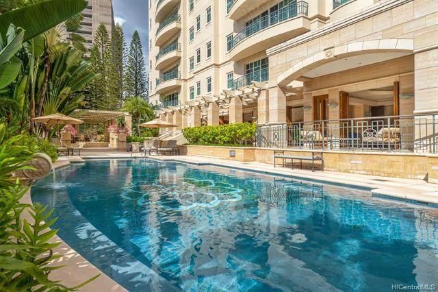 1740 S Beretania Street #17, Honolulu, HI 96826 (MLS #202109437) :: Keller Williams Honolulu