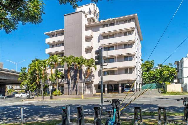 1402 Piikoi Street #302, Honolulu, HI 96822 (MLS #202109441) :: Keller Williams Honolulu