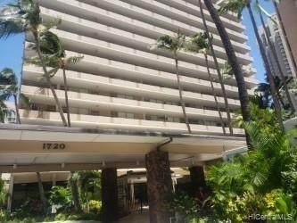 1720 Ala Moana Boulevard 209A, Honolulu, HI 96815 (MLS #202109449) :: Keller Williams Honolulu