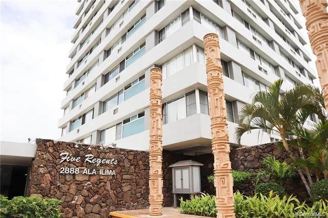 2888 Ala Ilima Street #504, Honolulu, HI 96818 (MLS #202109452) :: Keller Williams Honolulu