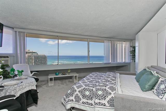 1700 Ala Moana Boulevard #3204, Honolulu, HI 96815 (MLS #202109465) :: Keller Williams Honolulu