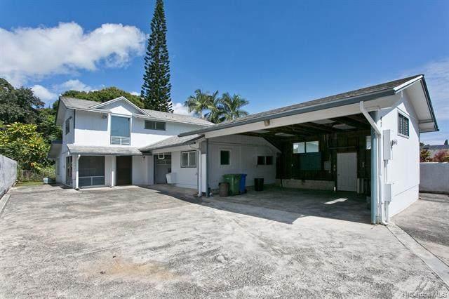 47-636 Hui Ulili Street, Kaneohe, HI 96744 (MLS #202109469) :: Keller Williams Honolulu