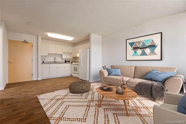 801 South Street #1210, Honolulu, HI 96813 (MLS #202109476) :: Hawai'i Life