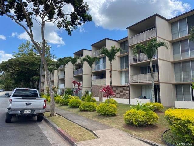 95-055 Waikalani Drive H304, Mililani, HI 96789 (MLS #202109492) :: Keller Williams Honolulu