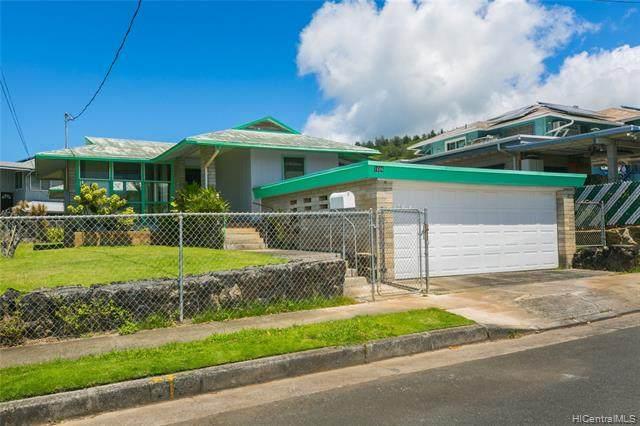 1686 Hauiki Street, Honolulu, HI 96819 (MLS #202109497) :: Keller Williams Honolulu