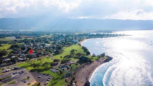 66-158 Haleiwa Road A, Haleiwa, HI 96712 (MLS #202109501) :: Corcoran Pacific Properties