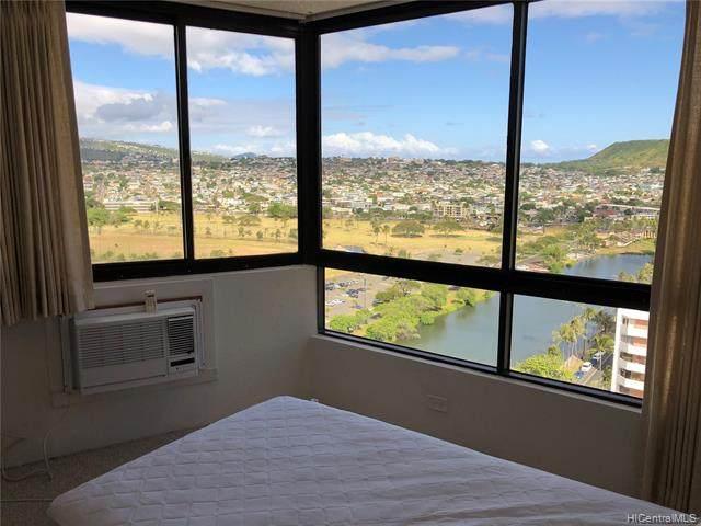 320 Liliuokalani Avenue #2302, Honolulu, HI 96815 (MLS #202109505) :: Keller Williams Honolulu